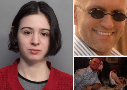 Marta San Jose, 21, Foreign exchange student who married her 50-year-old host, claims she was brainwashed into joining her sex offender husband to molest her 14-year-old sister